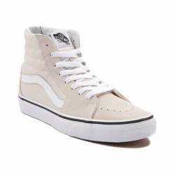 New vans sk8 hi skate shoe cre...