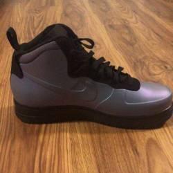 Nike air force 1 foamposite cu...