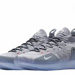 "Nike zoom kd11 ""cool grey"" (ao..."