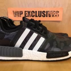 Adidas nmd r1 bape black camo ...
