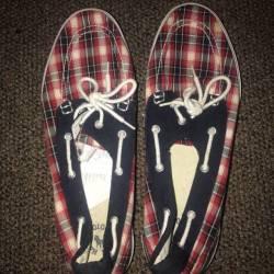 Polo ralph lauren boat shoes