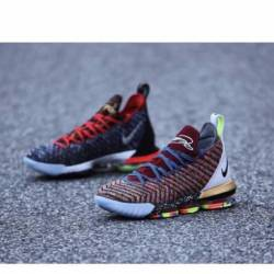 Nike lebron 16 1 thru 5 what t...