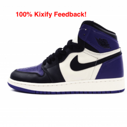 Jordan 1 retro high court purp...