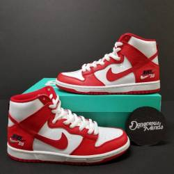 "Nike sb dunk high pro ""dream t..."