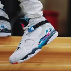 Nike air jordan retro 8 viii s...