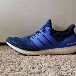 Ultra boost 4.0 hi-res blue
