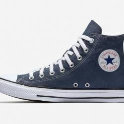 Converse all star blue high top