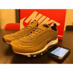 Nike air max 97 og metallic go...