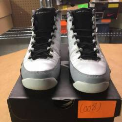 100% authentic air jordan 9 ba...