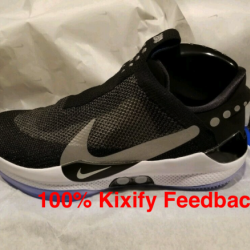 Nike adapt bb black