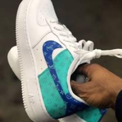 "Nike ""ocean lv"" air force 1"