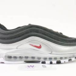 Nike air max 97 qs black silver