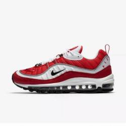 Nike air max 98 og gym red whi...