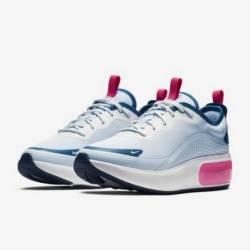 Nike air max dia half blue for...