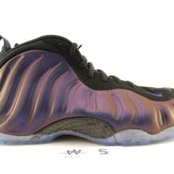 Air foamposite one eggplant 2017