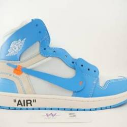 702b32d5051ee4 Shop  Air Jordan 1 UNC