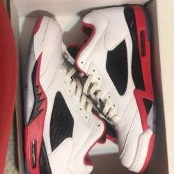 Fire red 5s low
