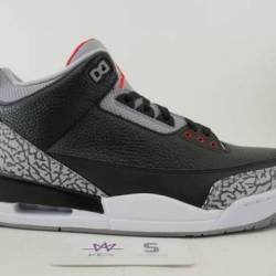 "Air jordan 3 retro og ""black c..."
