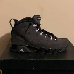 Air jordan 9 - anthracite