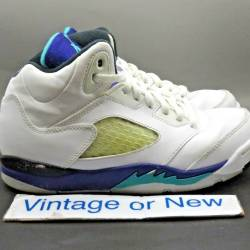 Nike air jordan v 5 grape retr...