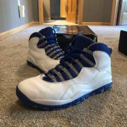 Air jordan 10 x old royal