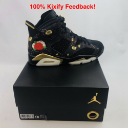 Air jordan 6 cny chinese new year