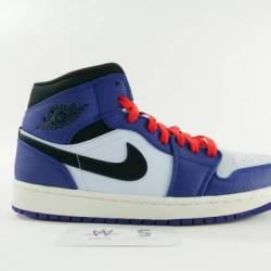 "Air jordan 1 mid se ""royal"""