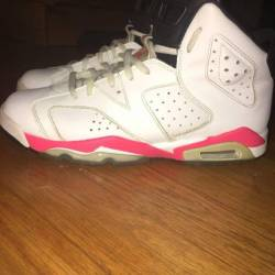 Jordan 6 white infrared size 7
