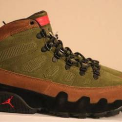 "Air jordan 9 ""military brown"""
