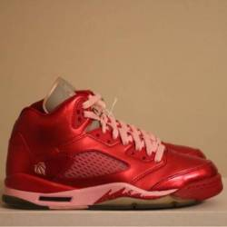 Air jordan 5 valentines day