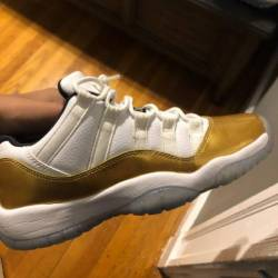 Air jordan 11 low gs closing c...