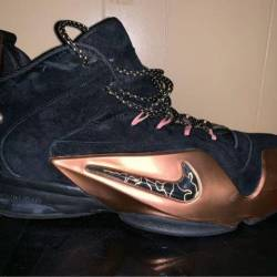 Nike air zoom penny 6 metallic...