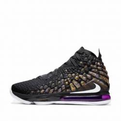 Nike lebron 17 lakers (men's)