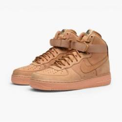 Nike air force 1 high gs wheat