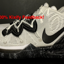 Nike kyrie 5 oreo