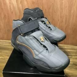 Nike air penny iv 4 wolf grey ...