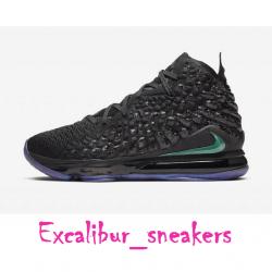 Nike lebron 17 currency bq3177...