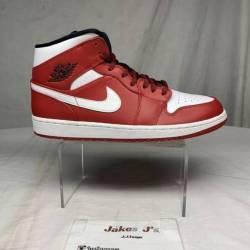 Nike air jordan 1 mid chicago ...