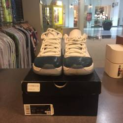 Nike air jordan 11 retro low w...
