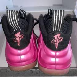 Pink foamposite ones