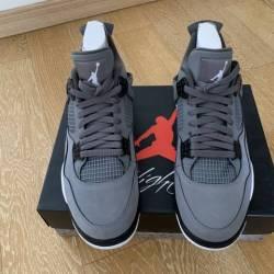 Jordan 4 retro cool grey