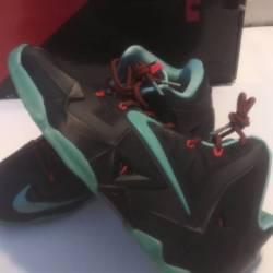 Nike lebron 11 xi diffused jade