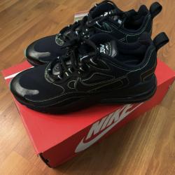 Nike air max 270 react black e...
