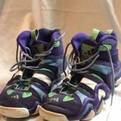 adidas crazy 8 used shoe