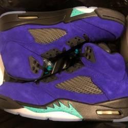 "Jordan 5 ""alternate grape"""