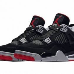 Shop: Air Jordan 4 Bred | Kixify