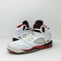 Air Jordan 5 V Fire Red ...