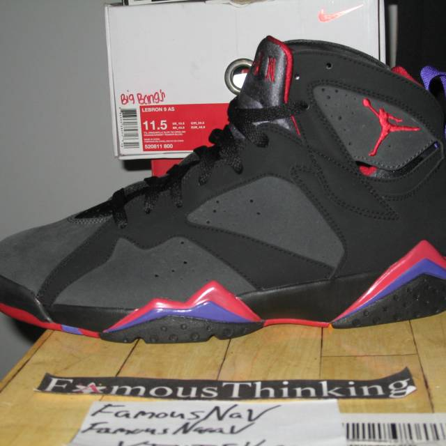 newest 376e1 c3e0d Air Jordan 7 Raptors DMP   Kixify Marketplace