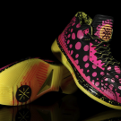 Way of Wade 2 Pink All Star LOOK!