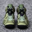 "Air Jordan 6 Retro Pinnacle ""Flight Jacket"" SNL Men's 2017"